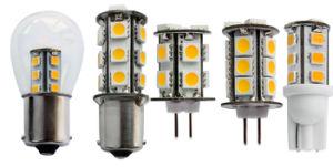 12V AC/DC 1W T10 Wedge Base LED Decoration Light/Bulb pictures & photos