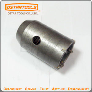 T. C. T Hole Saw Carbide Tipped Core Drill Bits for Wall Drill pictures & photos