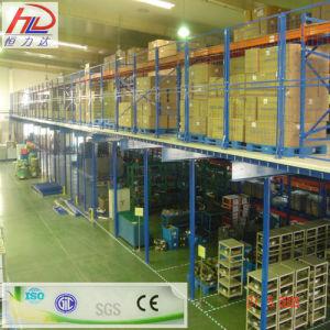 Adjustable Warehouse Multi-Tier Steel Racking pictures & photos