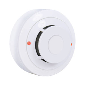 Asenware 24V DC Smoke Conventional Fire Detector pictures & photos