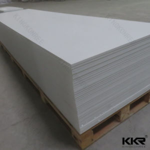 Corian Glacier White Pure Acrylic Solid Surface pictures & photos