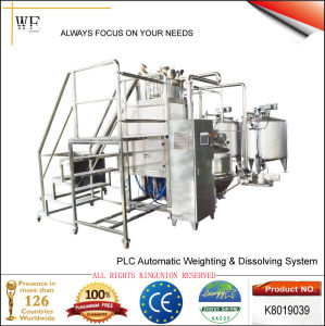 PLC Automatic Weighting & Dissolving System (K8019039) pictures & photos
