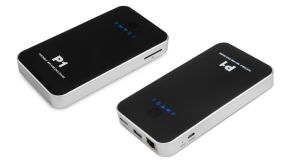 HDD Enclosure Support SD Card and USB to Store Photos and Films pictures & photos