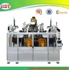 HDPE Plastic Squeeze Bottle Bottle Extrusion Blowing Mold Making Machine pictures & photos