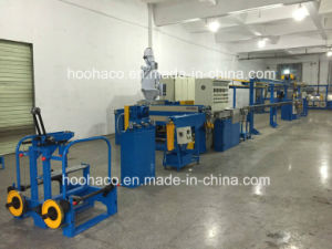 Energy Saving Power Cable Jacket Sheath Extruder Wire Machine pictures & photos