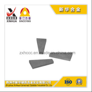 Cemented Carbide Welding Inserts pictures & photos