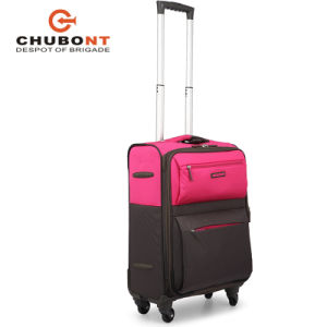China Chubont Hot Sell Inside Travel Trolley Luggage Set pictures & photos