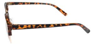 2017 Manufacturer Customized Logo Plastic Metal Sun Glasses pictures & photos