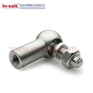 DIN 71802 Stainless Steel Angled Ball Joints Fitting pictures & photos