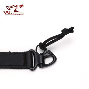 Tactical Multi-Mission Rifle Scope Sling with Patch Gun Sling with Logo pictures & photos