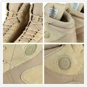 Esdy Military Army Standards Tactical Shoes Assault Boots pictures & photos