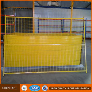 Canada Portable Safety Temporary Fencing, Removable Fencing pictures & photos
