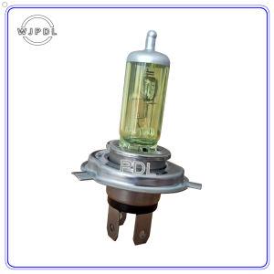 Headlight Schott H4 12V Blue Halogen Auto Lamp/Light pictures & photos