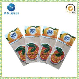 Fruit Fragrance Paper Air Freshener (JP-AR043) pictures & photos