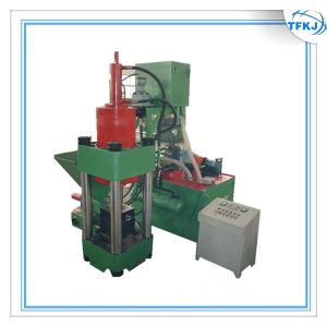 Y83-2500 Vertical Automatic Iron Brass Aluminum Briquette Press Machine pictures & photos