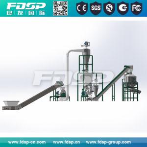 2 Ton/Hour Big Capacity Biomass/Pellet Mill Pellet Making Line pictures & photos