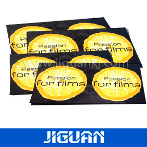 Pet Daily Chemical Self-Adhesive Label Sticker Rolling pictures & photos
