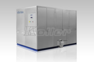 2017 Newest Automatic Cube Ice Machine with Packaging for Cafe, Hotel 5 Tons/Day pictures & photos