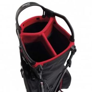 Big Embroidery Nylon Golf Bag pictures & photos