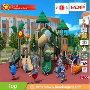 Forest Series Children Outdoor Playground with Ce HD17-010A pictures & photos