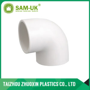 High Quality Sch40 ASTM D2466 White Plastic Tee An03 pictures & photos