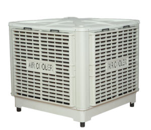 Iraq Plastic Body Evaporative Air Cooler 18000m3/H for Green House pictures & photos