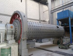 China The Unique Design Mining Ball Mill pictures & photos