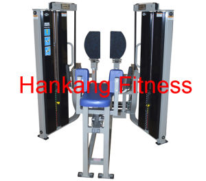 HAMMER, Strength machine, lifefitness, gym, ISO-Lateral Squat Press (MTS-8015) pictures & photos