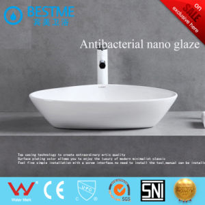 Sanitary Wares Cheap Countertop Ceramic Basin pictures & photos