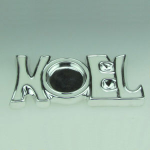 The Letters Shape Candle Holder (made in China) pictures & photos