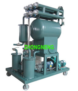 Vacuum Insualting Oil Cleaning System, Cable Oil Purifier pictures & photos