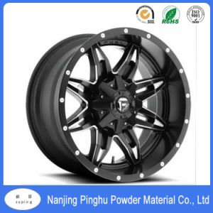 Outdoor Weather Resistant Automobile Coating and Paint Spray Powder Coating pictures & photos