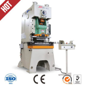 Power Press Single Crank C-Frame Jh21 pictures & photos