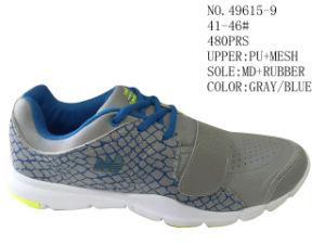 No. 49615 Nine Colors Men Sport Stock Shoes pictures & photos