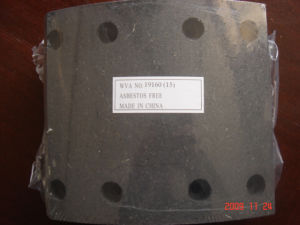 19160 (15) for Saudi Arabia Heavy Duty for Benz Truck Brake Lining Brake Pads pictures & photos
