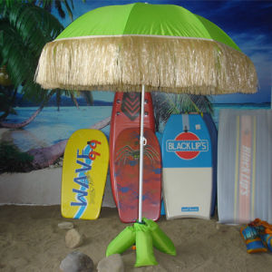 Huaii Beach Umbrella with Sand Bag Holder pictures & photos