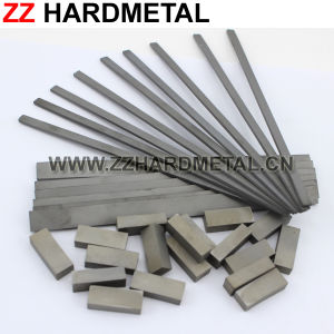 Yg8 Tungsten Carbide Wear Resistant Grinded Plate Strip Bar pictures & photos