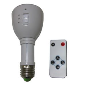 2015 Paypal Accepted 7W Rechargeable Emergency Bulb with Remote Controller pictures & photos