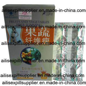 Slimming Pill Fruit&Vegetable Abdomen Weight Lose Products pictures & photos