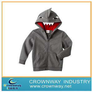 2015 Fashion Design Zip up Boys Sweatshirts / Boy Clothes pictures & photos