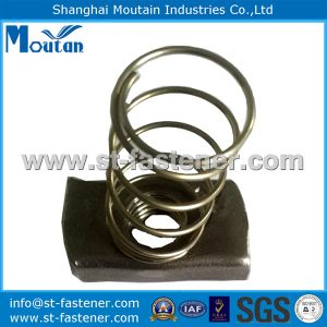 Stainless Steel 304 Long-Spring Nuts