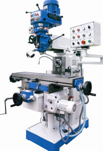 Rocker Universal Milling Machine X6328 Vertical and Horizontal Milling Machine pictures & photos