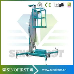 4m Mobile Aloft Vertical Man Lift Platform pictures & photos