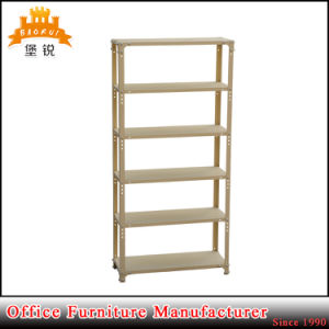 Light Duty Metal Boltless Storage Shelves and Racks Steel Shelving Goods Shelf pictures & photos