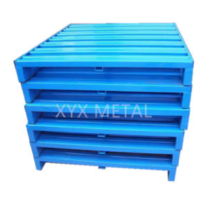 Chinese Supplier Wholesale Metal Structure Steel Pallet pictures & photos