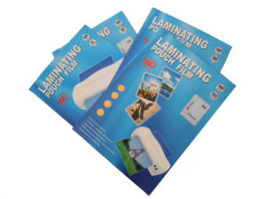 Glossy PET Laminating Pouches