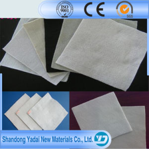 Needle Punched Polyester Nonwoven Geotextile for Retaining Wall pictures & photos