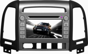Touch Screen Special Car DVD Player for Hyundai 2010 Santafe with Bluetooth, GPS Navigation (LZT-8799)