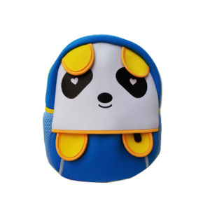 Newest Cartoon Panda Backpack for School Children pictures & photos