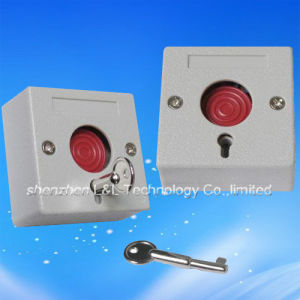 Panic/Emergency Button/Switch for Alarm System (P128C)